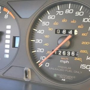 Gauges - always liked the simplicity