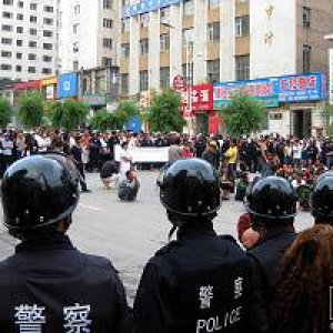Tonghua Steel workers beat boss to death in China.